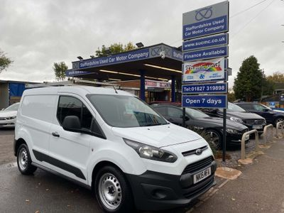 Ford Transit Connect Panel Van 1.6 TDCi 220 L1 4dr