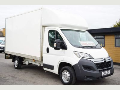 Citroen Relay Luton 2.0 BlueHDi 35 L3 EU6 2drLuton Tail Lift
