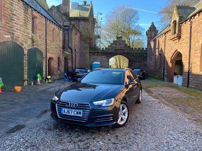 Audi A4 Avant Estate 1.4 TFSI Sport Avant S Tronic (s/s) 5dr