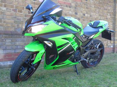 Kawasaki Ninja 300 Sports Tourer 300 Performance ABS Sports/Tourer