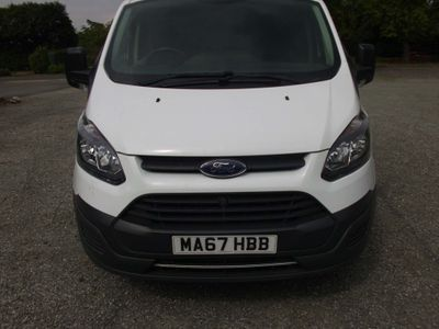Ford Transit Custom Panel Van Custom 270