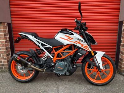 KTM 390 Duke Naked 390 Duke ABS
