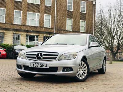 Mercedes-Benz C Class Saloon 1.8 C180 Kompressor Elegance 4dr