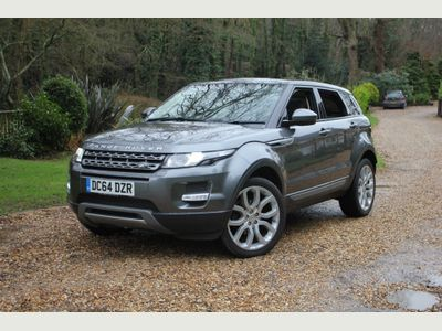 Land Rover Range Rover Evoque SUV 2.2 SD4 Pure Tech AWD 5dr