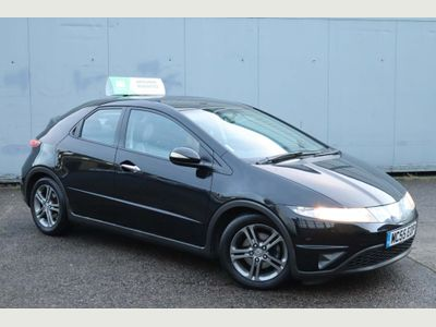 Honda Civic Hatchback 1.4 i-DSI S 5dr