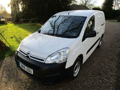 Citroen Berlingo Panel Van 1.6 HDi 750 LX L2 6dr