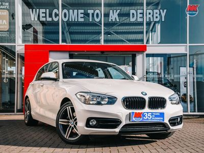 BMW 1 Series Hatchback 2.0 120i Sport Sports Hatch (s/s) 5dr