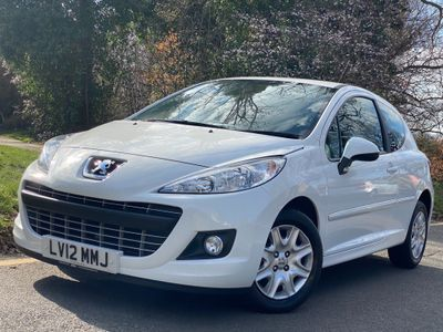 Peugeot 207 Hatchback 1.4 Active 3dr