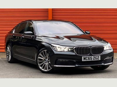 BMW 7 Series Saloon 4.4 750i V8 Exclusive Auto (s/s) 4dr