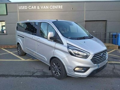Ford Tourneo Custom Other TITANIUM X L2 170PS AUTO NAV + LEATHER