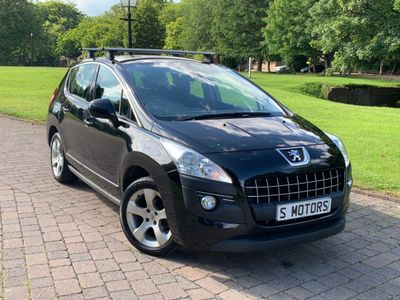 Peugeot 3008 SUV 1.6 HDi FAP Sport 5dr