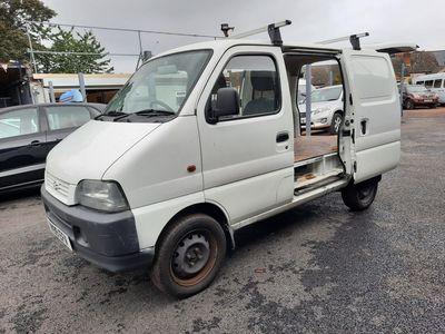 Suzuki Carry Panel Van 1.3 PETROL SMALL VAN