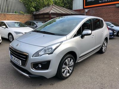 Peugeot 3008 SUV 1.6 HDi Active ETG (s/s) 5dr