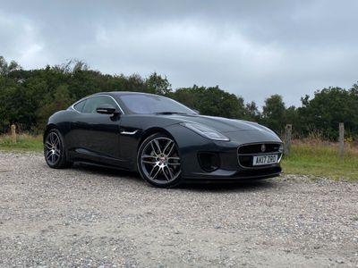 Jaguar F-Type Coupe 3.0 V6 R-Dynamic Auto (s/s) 2dr