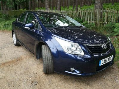 Toyota Avensis Saloon 1.8 TR 4dr