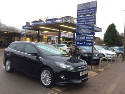 Ford Focus Estate 2.0 TDCi Zetec S 5dr