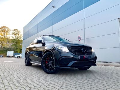 Mercedes-Benz GLE Class Coupe 5.5 GLE63 V8 AMG S (Premium) SpdS+7GT 4MATIC (s/s) 5dr