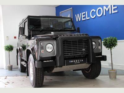 Land Rover Defender 90 SUV 2.4 TDCi XS Station Wagon 4WD SWB 3dr