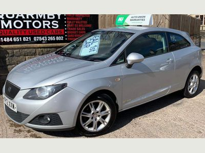 SEAT Ibiza Hatchback 1.2 TDI Ecomotive CR S Copa SportCoupe 3dr