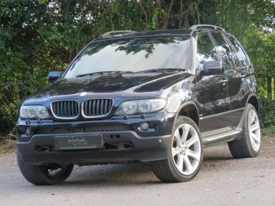 BMW X5 SUV 3.0 d Sport Exclusive 5dr