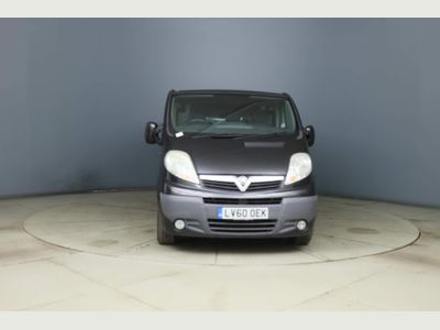 Vauxhall Vivaro Panel Van 2.5 CDTi Sportive Panel Van SWB 4dr (EU4, SWB)
