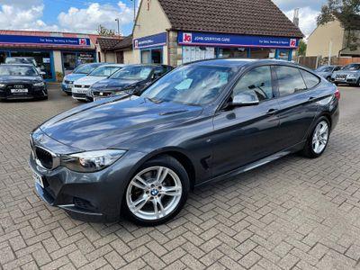 BMW 3 Series Gran Turismo Hatchback 2.0 320d M Sport GT Auto (s/s) 5dr