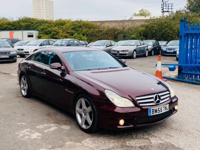 Mercedes-Benz CLS Coupe CLS 5.5 CLS55 AMG-LHD - LEFT HAND DRIVE