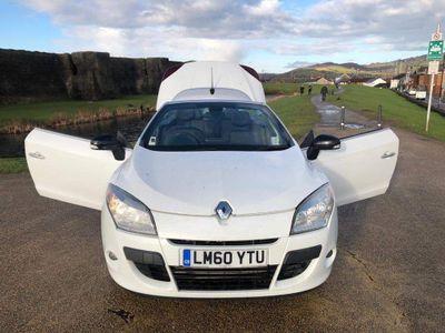 Renault Megane Convertible 1.9 dCi Dynamique Tom Tom 2dr (Tom Tom)