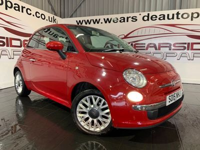 Fiat 500 Hatchback 1.2 8V ECO Pop Star (s/s) 3dr