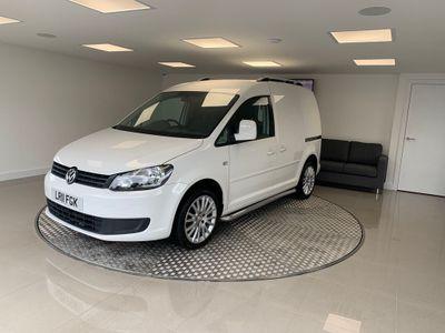 Volkswagen Caddy Panel Van 1.6 TDI C20 Panel Van 4dr