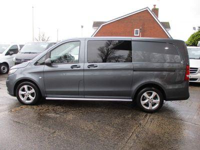 Mercedes-Benz Vito Other 2.1 116 CDi BlueTEC Sport Crew Van G-Tronic+ RWD L2 EU6 (s/s) 5dr