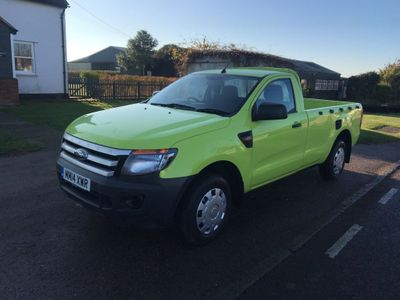 Ford Ranger Pickup 2.2 TDCi XL Regular Cab Pickup 4x2 2dr (EU5)