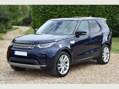 Land Rover Discovery SUV 2.0 Si4 HSE Auto 4WD (s/s) 5dr