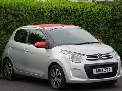 Citroen C1 Hatchback 1.0 VTi Feel Edition 5dr