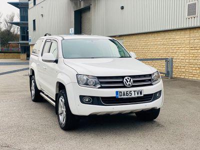 Volkswagen Amarok Pickup 2.0 BiTDI BlueMotion Tech Highline Per Pickup 4MOTION 4dr