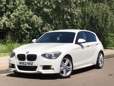 BMW 1 Series Hatchback 1.6 116i M Sport Sports Hatch 5dr