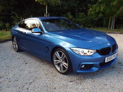 BMW 4 Series Coupe 3.0 430d M Sport Auto (s/s) 2dr