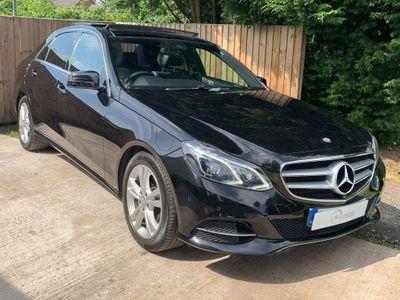 Mercedes-Benz E Class Saloon 2.1 E220 CDI BlueTEC SE (Premium) 7G-Tronic Plus 4dr