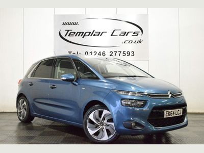 Citroen C4 Picasso MPV 2.0 BlueHDi Exclusive+ 5dr