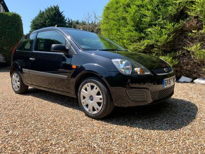 Ford Fiesta Hatchback 1.6 Style Climate 5dr