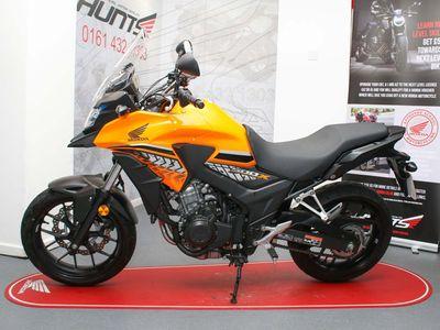 Honda CB500 Naked 500 XA ABS