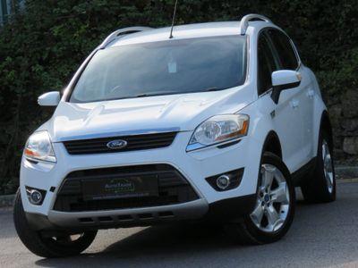 Ford Kuga SUV 2.0 TDCi Zetec 5dr
