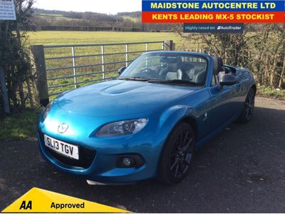 Mazda MX-5 Convertible 2.0 Sport Graphite Roadster
