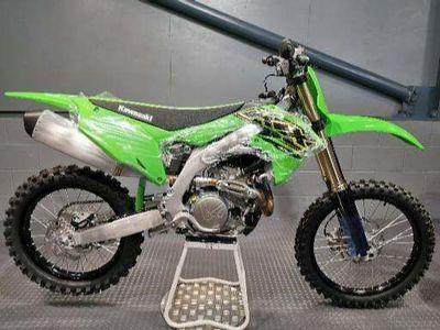 Kawasaki KX450F Moto Cross 450