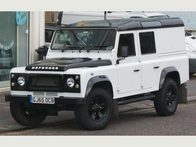 LAND ROVER DEFENDER 110 SUV 2.2 D County Utility Station Wagon 5dr