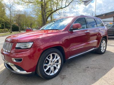 Jeep Grand Cherokee SUV 3.0 CRD Summit Auto 4WD 5dr