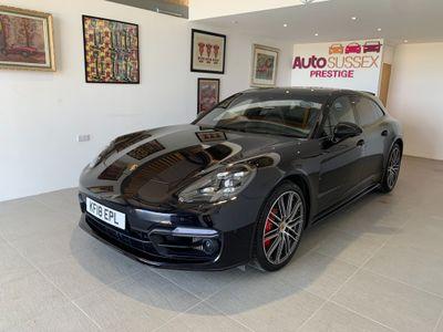 Porsche Panamera Estate 4.0T V8 Turbo Sport Turismo PDK 4WD (s/s) 5dr