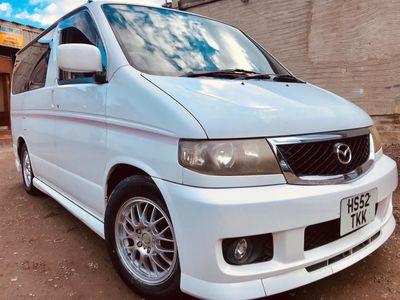 Mazda BONGO 2 BERTH 8 SEATER MPV 2.5 V6 Petrol Campervan