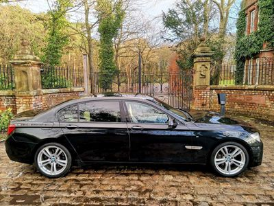 BMW 7 Series Saloon 3.0 730Ld M Sport (s/s) 4dr