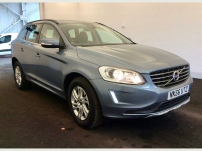 Volvo XC60 SUV 2.0 D4 SE Nav Geartronic (s/s) 5dr